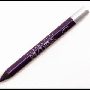 Urban Decay 24/7 glide on eyeliner pencil Voodoo